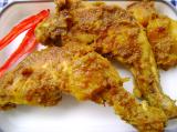 Kukurar Bhaji (Chicken fry)