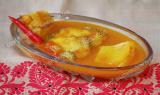 Bilahi Aru Outengar Tenga (Tomato & Elephant Apple Tenga)